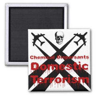 Kemiska Dispersants är inhemsk terrorism Magnet