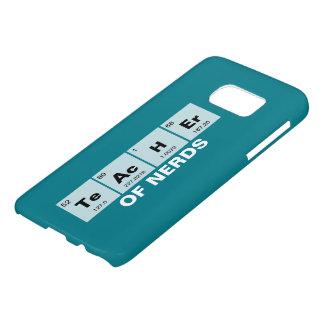 Kemiskt periodiskt bord av inslag: Lärare Galaxy S5 Skal