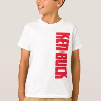 Ken bock för US-senaten Colorado 2014 T-shirt