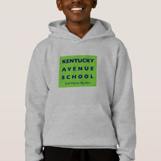 Kentucky avenyunge Hanes ComfortBlend® Hoodie