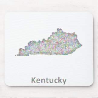 Kentucky karta musmatta