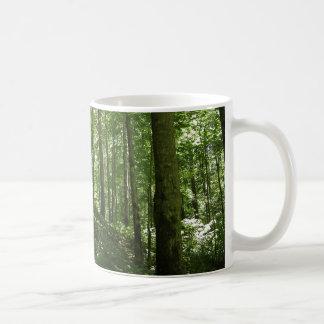 Kentucky skog kaffemugg