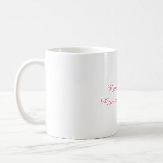 Kenzie ro grupp för avläsare kaffemugg