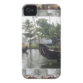 KERALA Indien FLODfartyg Case-Mate iPhone 4 Fodral