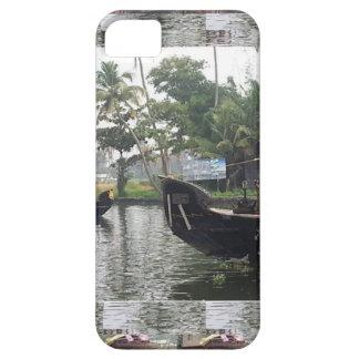 KERALA Indien FLODfartyg iPhone 5 Case-Mate Skal