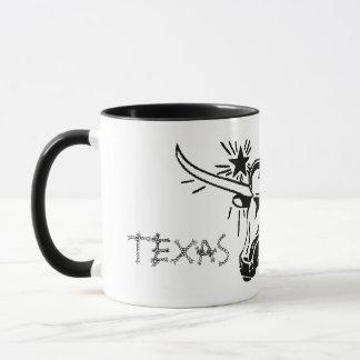Keramisk mugg för El Paso Texas Longhorn