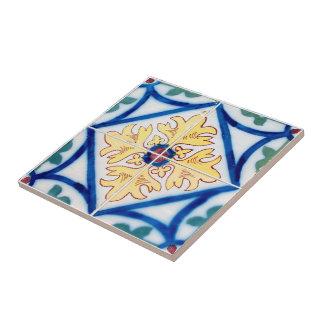 Keramiskt belägger med tegel kakelplatta