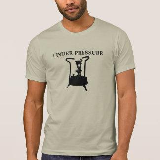 Kerosene pressar ugnen tee shirts