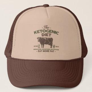 KETOGENIC BANTA: Äta fet HDL-Cholesterol, den Camo Truckerkeps