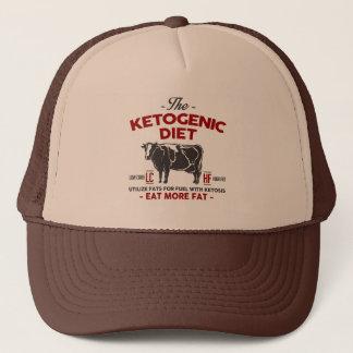 KETOGENIC BANTA: Äta Keto-brännskadatjock som Truckerkeps