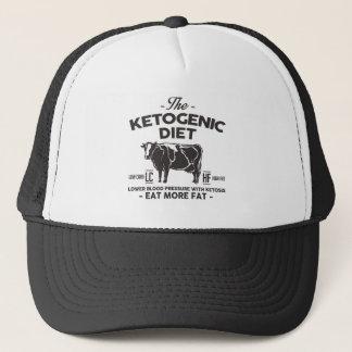 KETOGENIC BANTA: Ketosis - blodtryck, Onyxko Truckerkeps