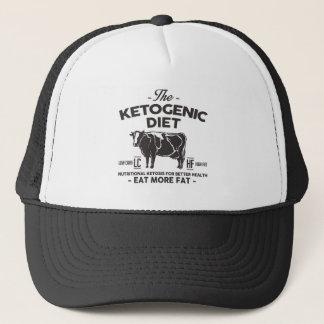 KETOGENIC BANTA: Näringsrik Ketosis för försök, Truckerkeps
