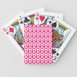 Kettlebell inspiration spelkort