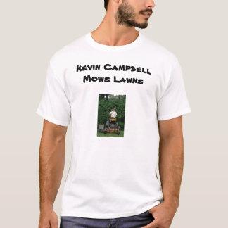 Kevin Campbell mejar Lawns T Shirts