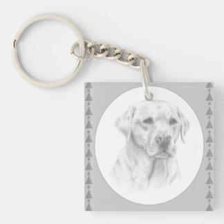 Keychain för Labrador Retriever