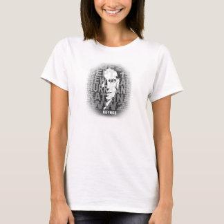 Keynesian katastrofkvinna T-tröja Tshirts