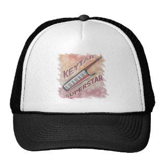 Keytar världsstjärna baseball hat