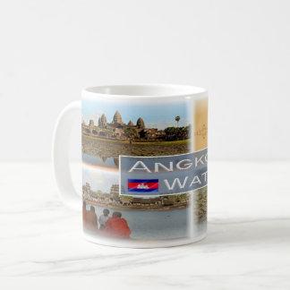 KH Cambodja - Angkor Wat - Kaffemugg
