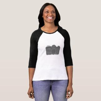 KHS-Darkroomfotografi 3/4 sleevet-skjorta Tee Shirts