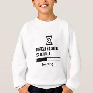 Kickboxing expertis för amerikan som laddar ...... tee shirts