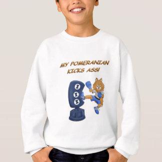 Kickboxing Pomeranian Tee Shirts