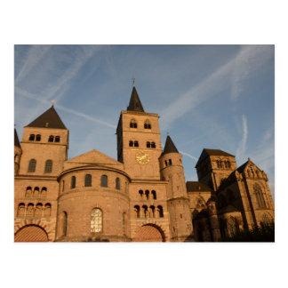 Kickdomkyrkan av St Peter, Trier Vykort