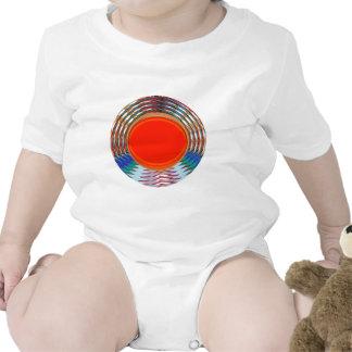 Kickenergi cirklar sto för färgrika DISKETTER för Bodies För Bebisar