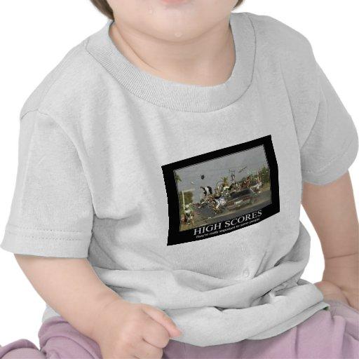 Kickställning T Shirts