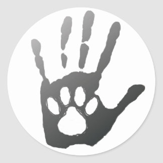 Kicktass Klistermärken