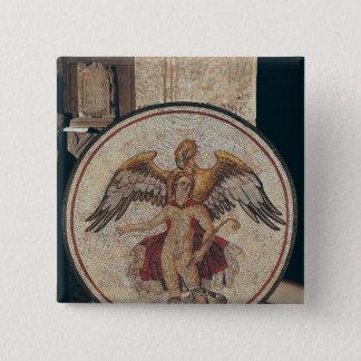 Kidnappningen av Ganymede, 2nd-3rd århundrade Standard Kanpp Fyrkantig 5.1 Cm
