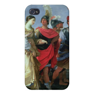 Kidnappningen av Helen, c.1626-31 iPhone 4 Fodral