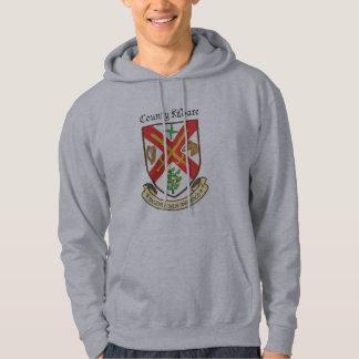 Kildare Hooded svettskjorta Sweatshirt Med Luva