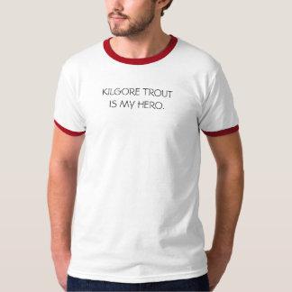 KILGORE TROUTIS MIN HERO. T-SHIRTS