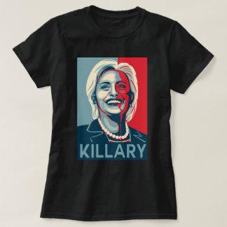 Killary - Hillary Clinton T-tröja T Shirts