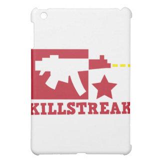 KILLSTREAK-maskingevär iPad Mini Mobil Skydd