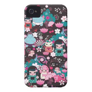 KimonoCuties Kawaii blackberry fodral vid ludd