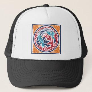 Kinesisk drake keps