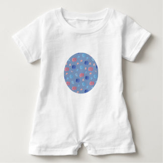 Kinesisk lyktababyRomper T Shirt