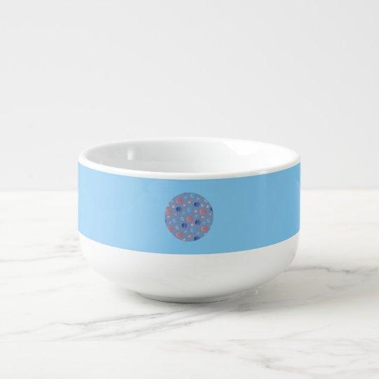 Kinesisk lyktaKopp för Soppa Stor Kopp För Soppa