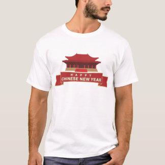 Kinesisk T-tröja för nytt år Tröja