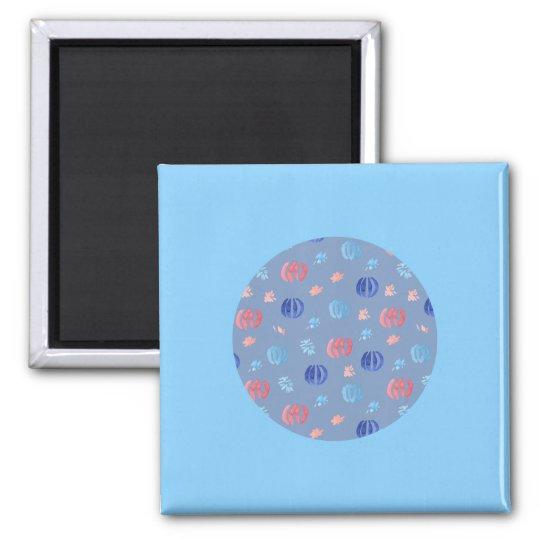 Kinesiska lyktor kvadrerar magneten
