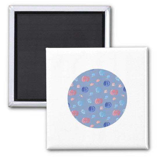 Kinesiska lyktor kvadrerar magneten magnet