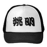 Kinesnamn av Yao Ming Kepsar