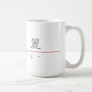 Kinesnamn för Kylie 21057_2.pdf Kaffemugg