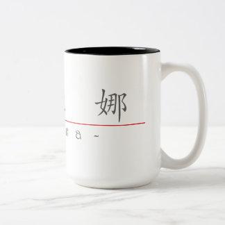 Kinesnamn för Tiana 21386_1.pdf Två-Tonad Mugg