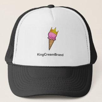 KingCreamBrand Snapback Truckerkeps