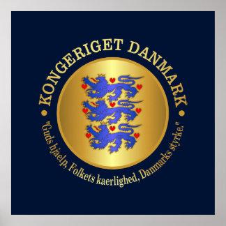 Kingdom of Denmark Poster