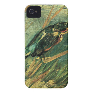 Kingfisheren av Vincent Van Gogh Case-Mate iPhone 4 Skydd