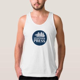 Kingfisherpressskjortor Tank Top