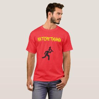 KingofClubs Hatchetmania röd (M) skjorta Tshirts